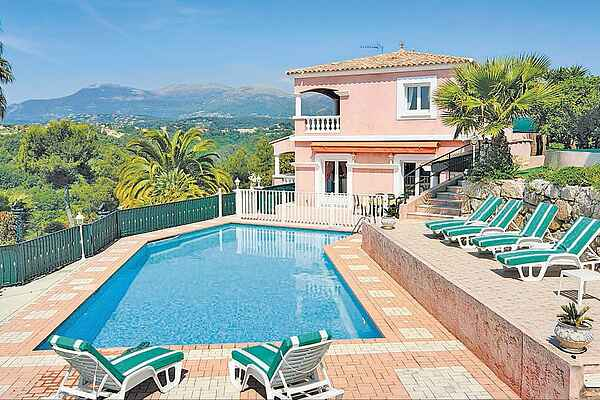 Holiday home in Cagnes-sur-Mer