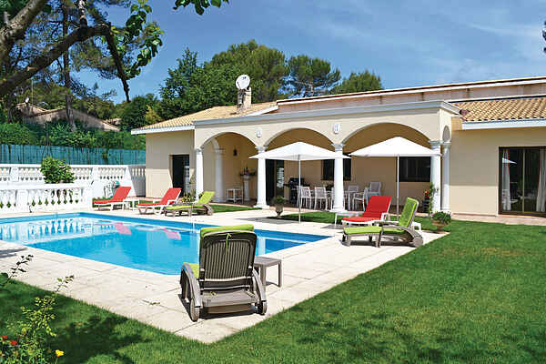 Holiday home in Roquefort-les-Pins