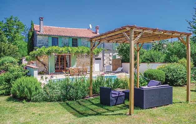 Holiday home in Tanzac
