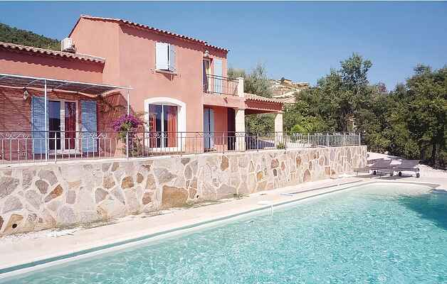 Holiday home in La Londe-les-Maures