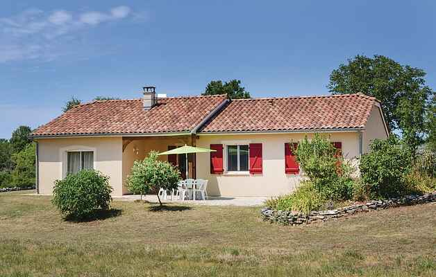 Holiday home in Carlucet