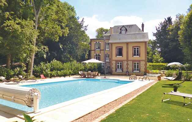 Holiday home in Fleury-sur-Andelle