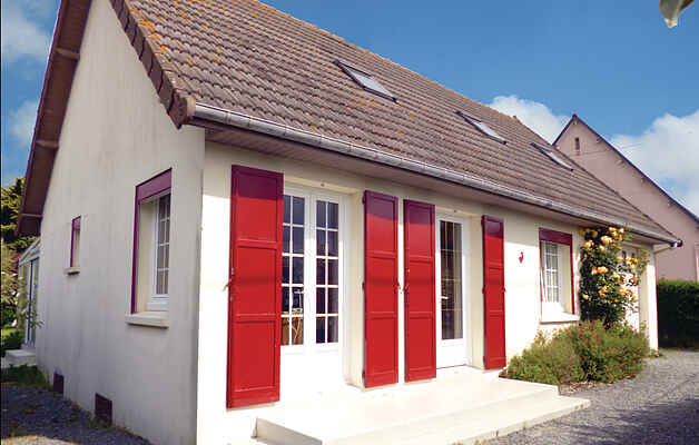 Holiday home in Blainville-sur-Mer