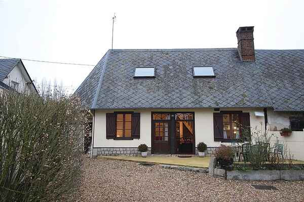 Holiday home in Saint-Pierre-le-Viger