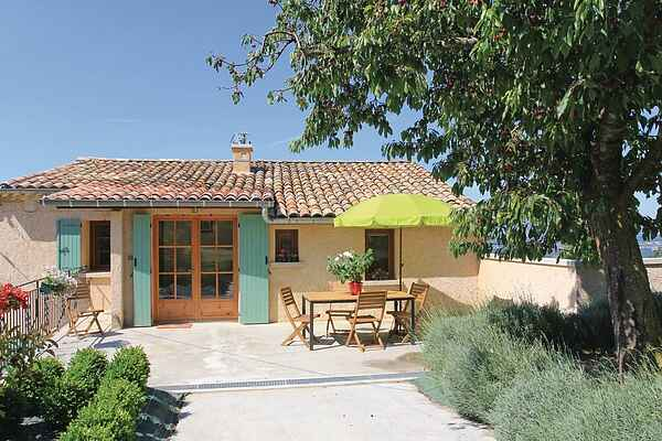 Holiday home in Saint-Vincent-sur-Jabron
