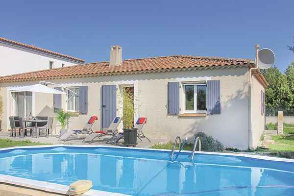 Holiday home in Salon-de-Provence