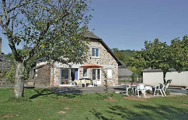 Holiday home in Vars-sur-Roseix