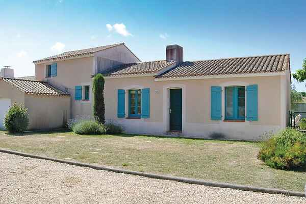 Holiday home in Saint-Jean-de-Monts