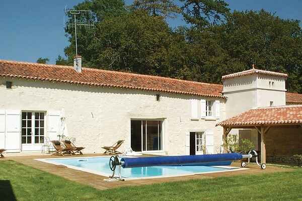 Holiday home in Fontenay-le-Comte
