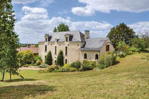 Holiday home in Doué-la-Fontaine