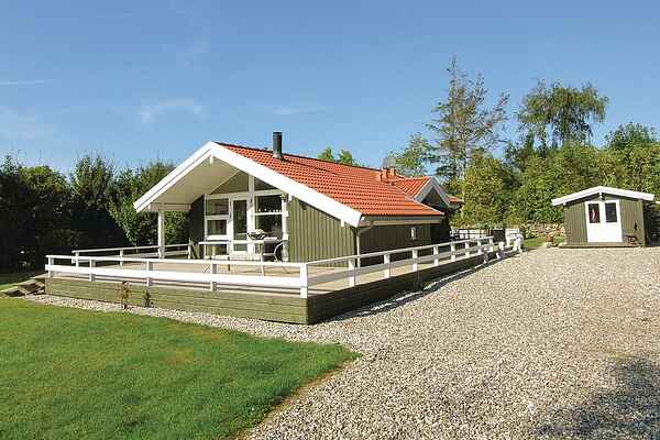 Holiday home in Vesteregnen