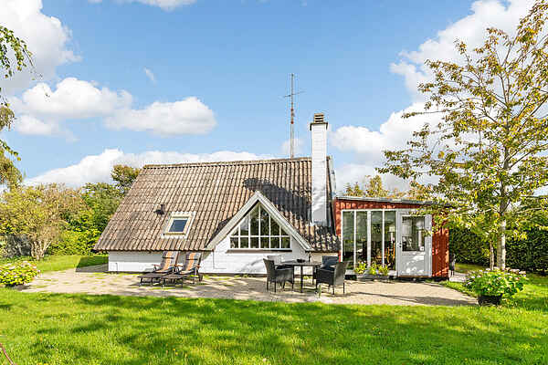 Holiday home in Bro Strand