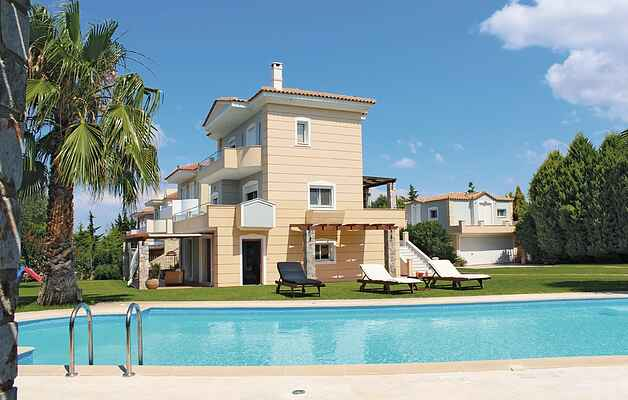 Holiday home in Malakonta