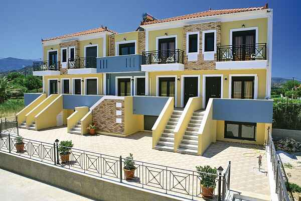 Holiday home in Evriaki