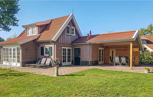 Holiday home in Hoge Hexel