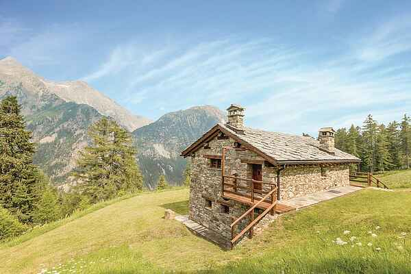Holiday home in Gressoney-Saint-Jean