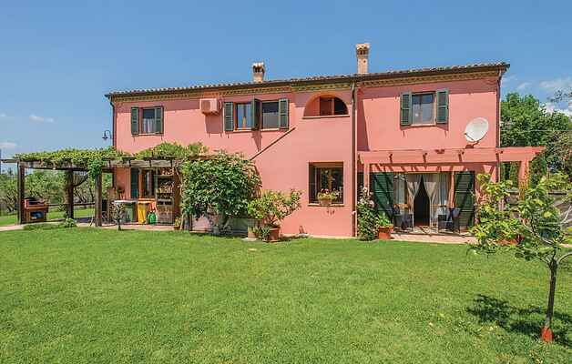 Holiday home in Ostra Vetere