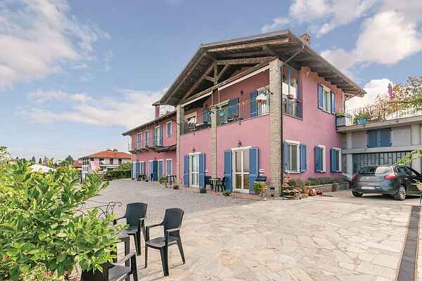 Apartment in Barbaresco