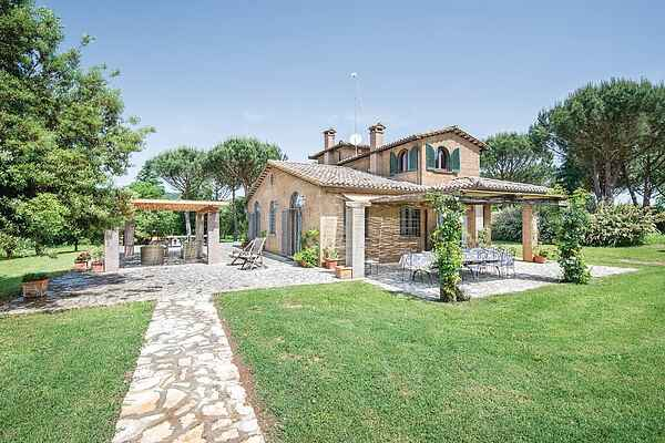 Holiday home in Capranica