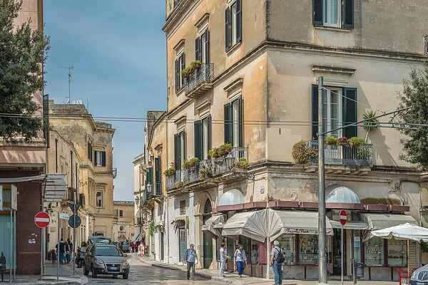 Appartement in Lecce