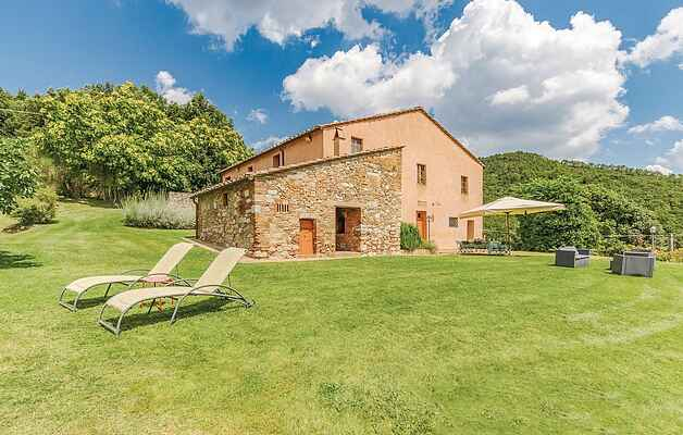 Holiday home in Gambassi Terme