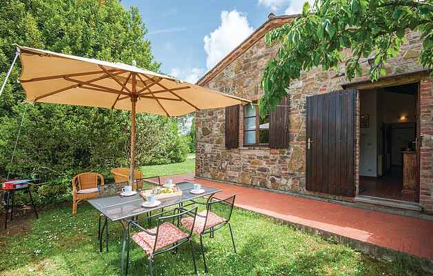 Holiday home in Trequanda