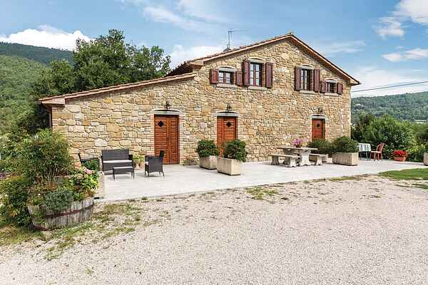 Holiday home in Campersalle-canalicchia