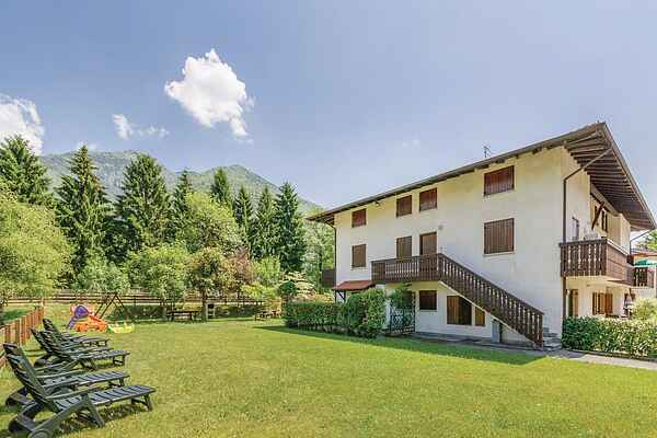 Appartement in Ledro