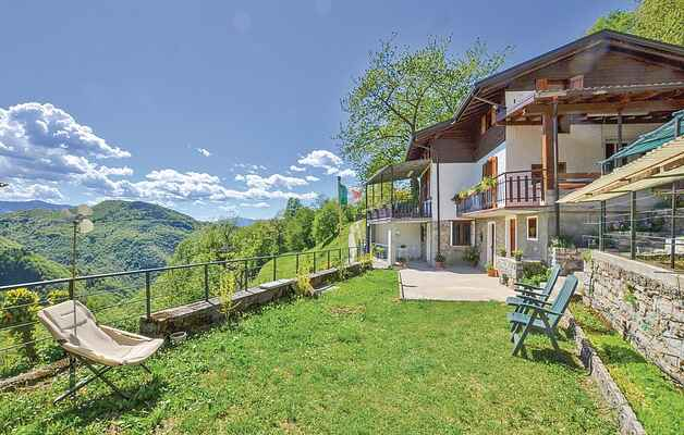 Holiday home in Esino Lario