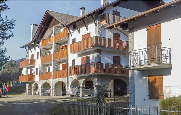 Apartment in Craveggia