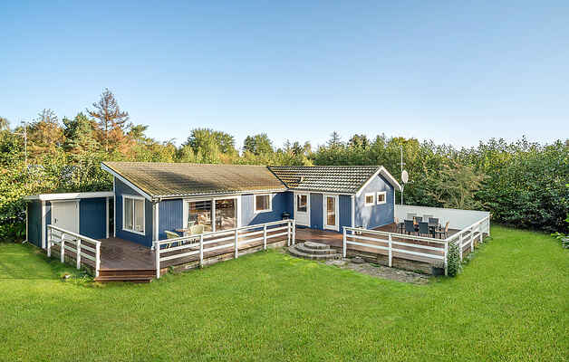 Sommerhus ved Gedesby Strand