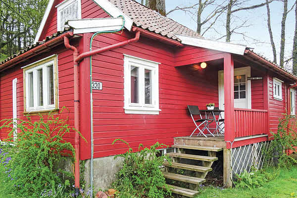 Holiday home in Brusand