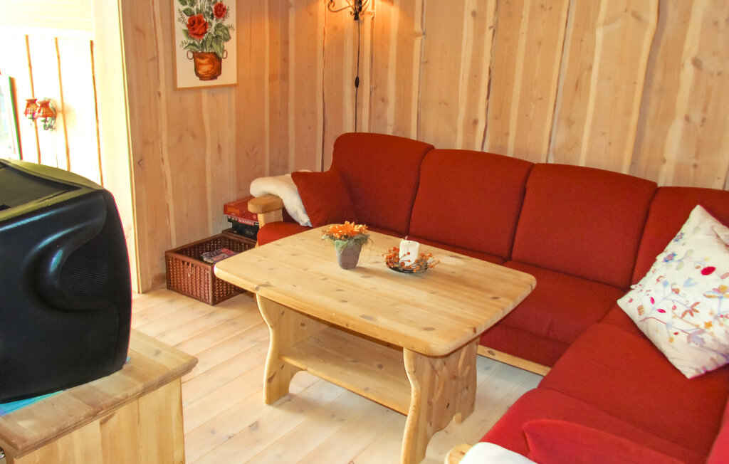 Holiday home in Bjerkreim Municipality