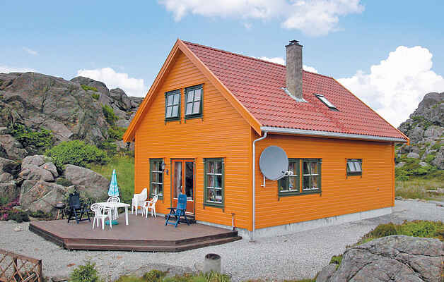 Holiday home in Kvalavåg