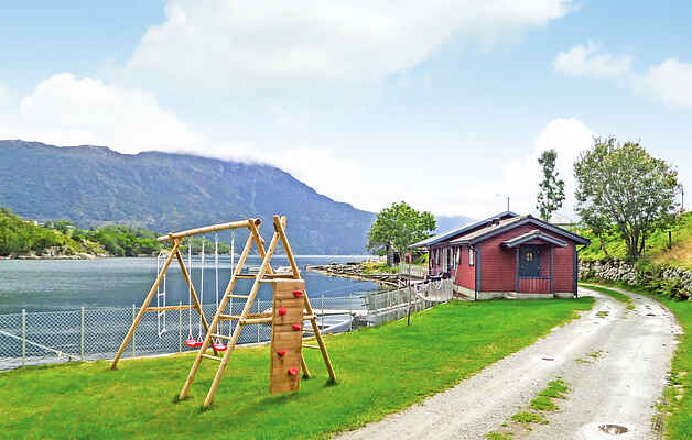 Holiday home in Åkra