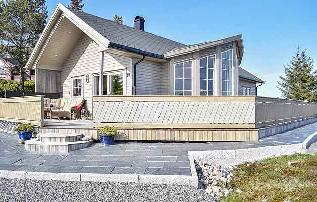 Holiday home in Austevoll Municipality