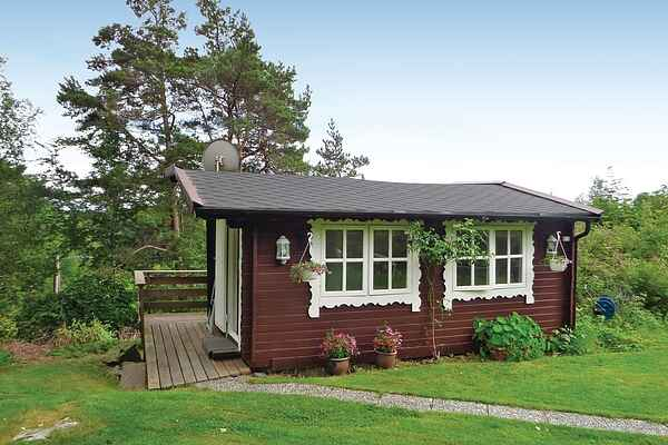 Holiday home in Os