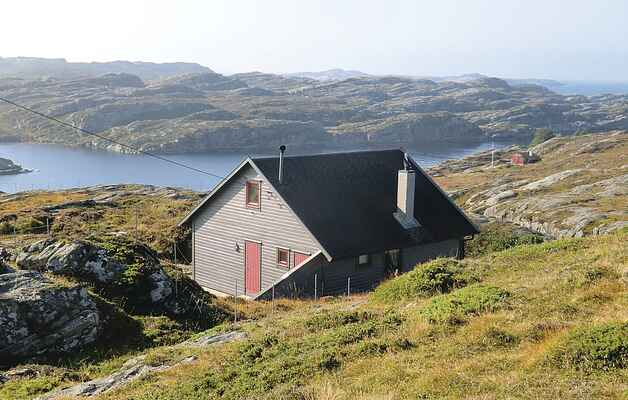 Holiday home in Fjell