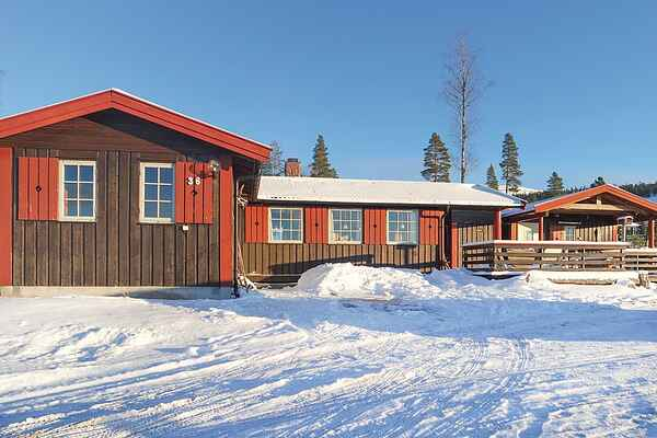 Holiday home in Fulufjellet