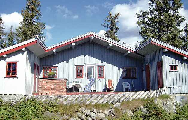 Holiday home in Sjusjøen