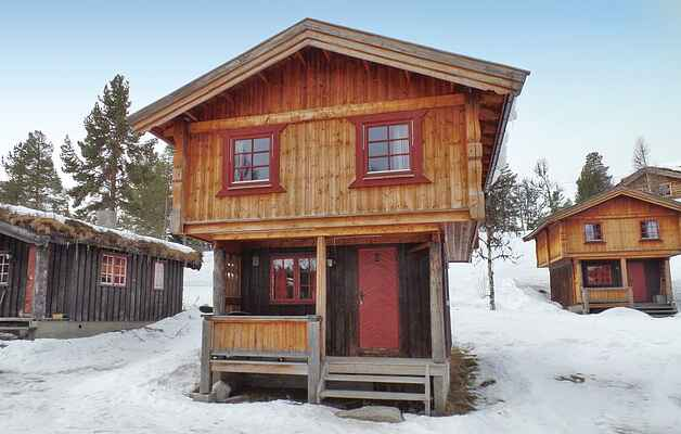 Holiday home in Rondane