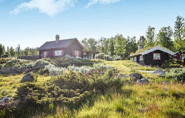 Holiday home in Myking