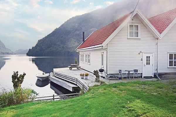 Holiday home in Flekkefjord