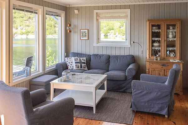 Holiday home in Lindesnes