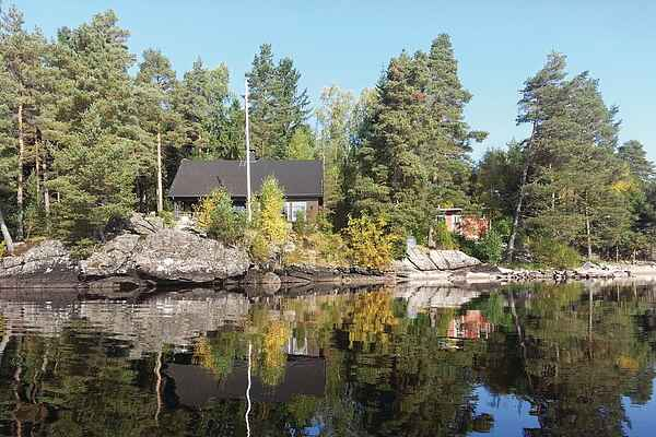 Holiday home in Femsjøen