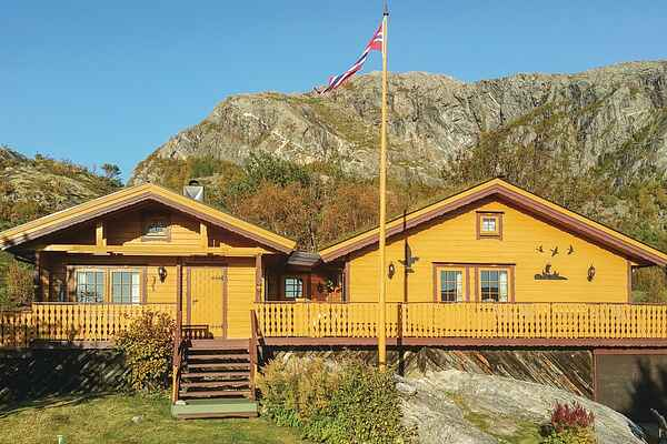 Holiday home in Flatanger Municipality