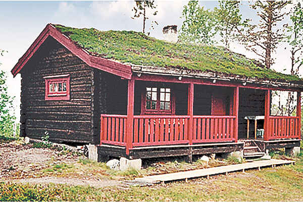 Holiday home in Holtålen Municipality