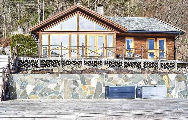 Holiday home in Sellegjodfjord