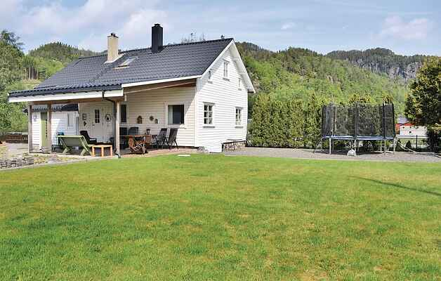 Holiday home in Flekkefjord Municipality