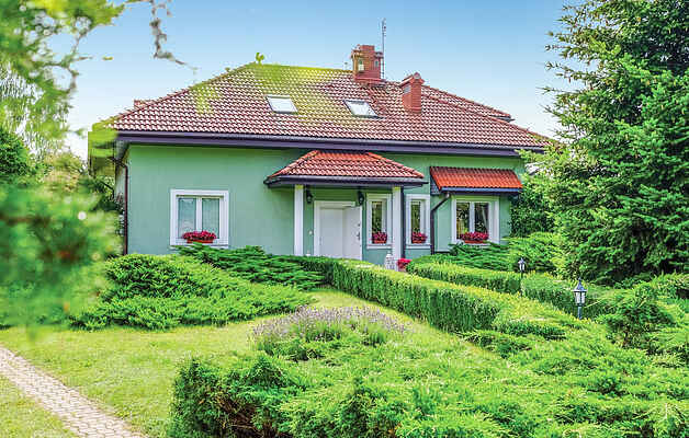 Holiday home in Myslenice